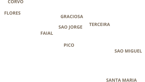 Azoren-Archipel