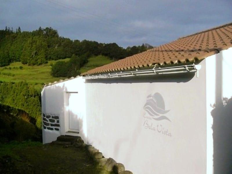Außenansicht Ferienhaus Azoren