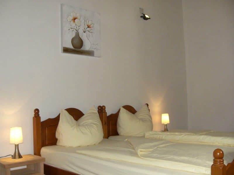 Ferienhaus Azoren Schlafzimmer