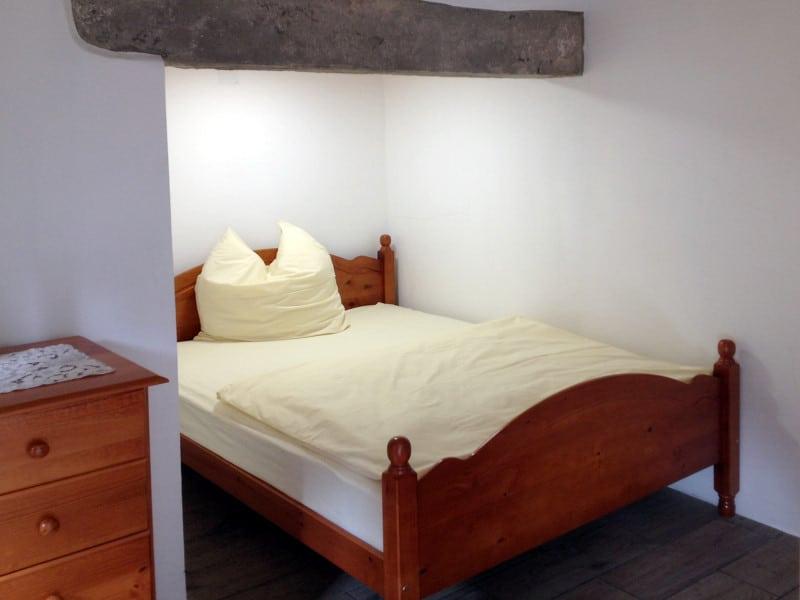 Ferienhaus Azoren Schlafzimmer Detail