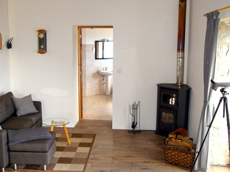 Living room Azores holiday rental