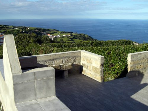 Ferienhaus Azoren mit Meerblick, Azores Holiday rental with sea views