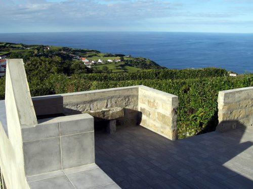 Ferienhaus Azoren mit Meerblick, Azores Holiday rental with sea views