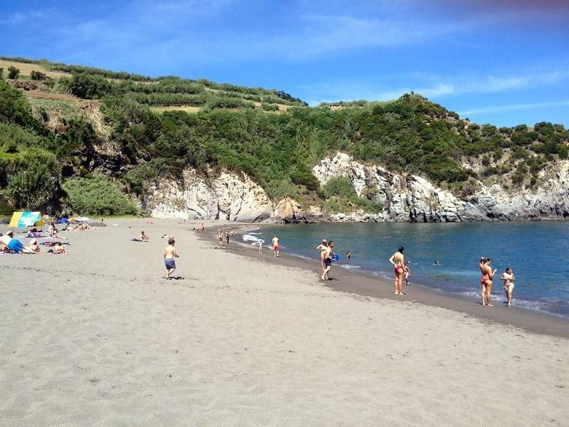 Azoren Insel Sao Miguel Urlaub Im Naturparadies